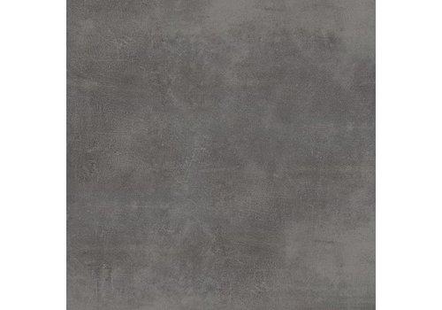 Vloertegel: Stargres Stark Zwart 60x60cm
