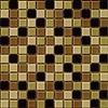Dekostock Mozaiek: Dekostock Malla Christal Beige brillo 29,8x29,8cm