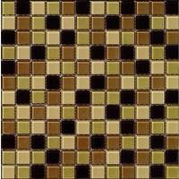 Mozaiek: Dekostock Malla Christal Beige brillo 29,8x29,8cm