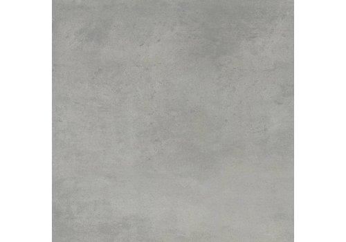 Vloertegel: Stargres Maxima Midium grey 60x60cm