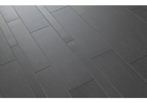 Vloertegel: Rak Gems Grijs 15x60cm