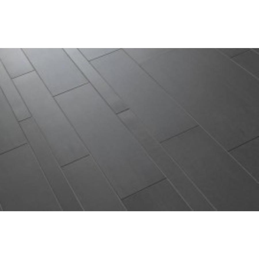 Vloertegel: Rak Gems Grey 15x60cm