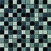 Dekostock Mozaiek: Dekostock Malla Christal Gris brillo 29,8x29,8cm