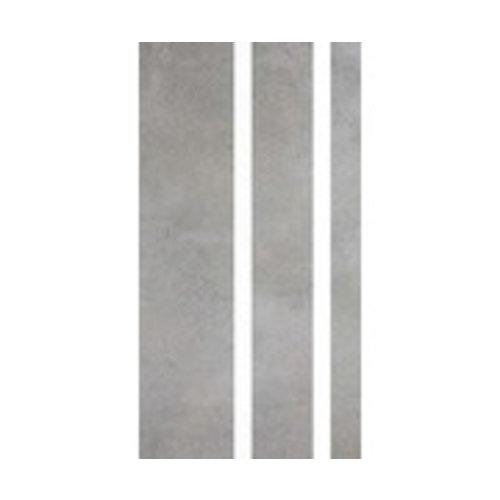 Vloertegel: Rak Surface Cool grey 15x60cm
