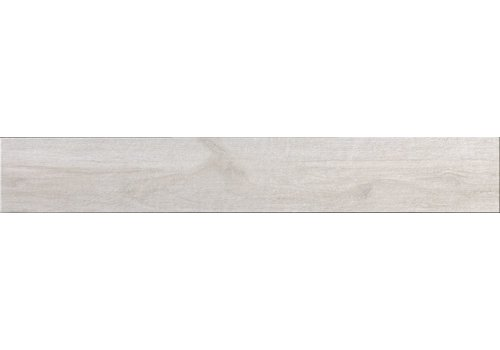 Vloertegel: Serenissima Urban Wit 18x118cm