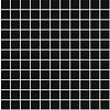 Cinca Mozaiek: Cinca M Porcelanico Black 30x30cm