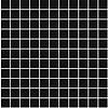 Cinca Mozaiek: Cinca M Porcelanico Zwart 30x30cm