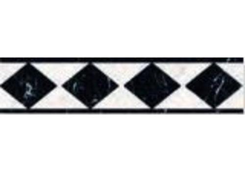 Strip: Cinca Imperial Black urano 8x33cm