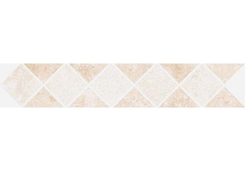 Strip: Cinca Pompei Bruin 5,5x26cm