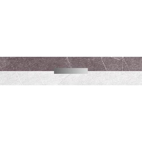 Strip: Cinca Pulsar Grey anthracite opus 4x25cm