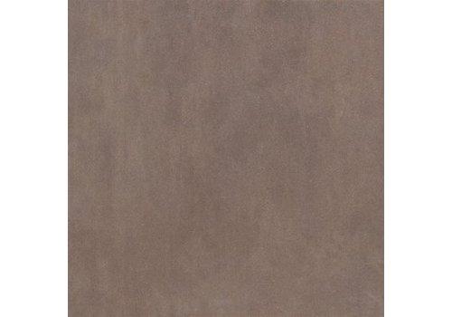 Vloertegel: Rak Earth Black brown 60x60cm