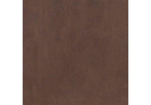 Vloertegel: Rak Earth Dark brown 60x60cm