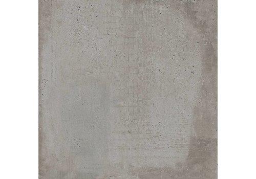 Vloertegel: Aparici Build Grey natural 89,46x89,46cm
