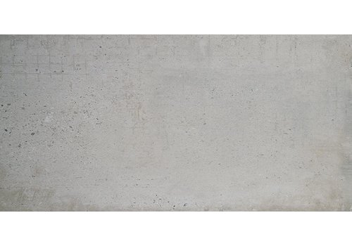 Vloertegel: Aparici Build Grey 29,75x59,55cm