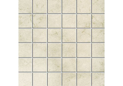 Mozaiek: Nordceram Loft Beige 33x33cm