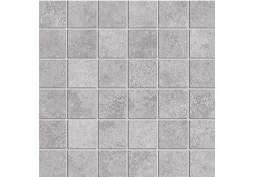 Mozaiek: Nordceram Gent Grijs 30x30cm