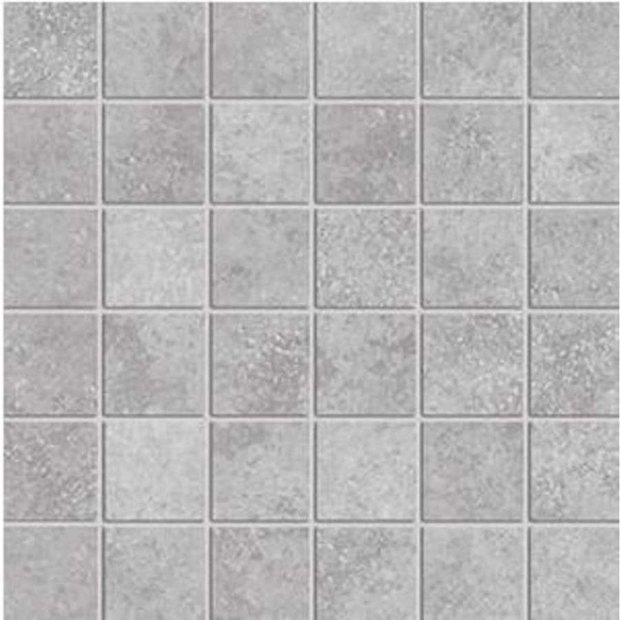 Mozaiek: Nordceram Gent Grau 30x30cm
