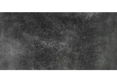 Vloertegel: Nordceram One Graphit 30x60cm