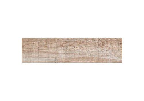 Vloertegel: Nordceram Gate Cherry 22x90cm