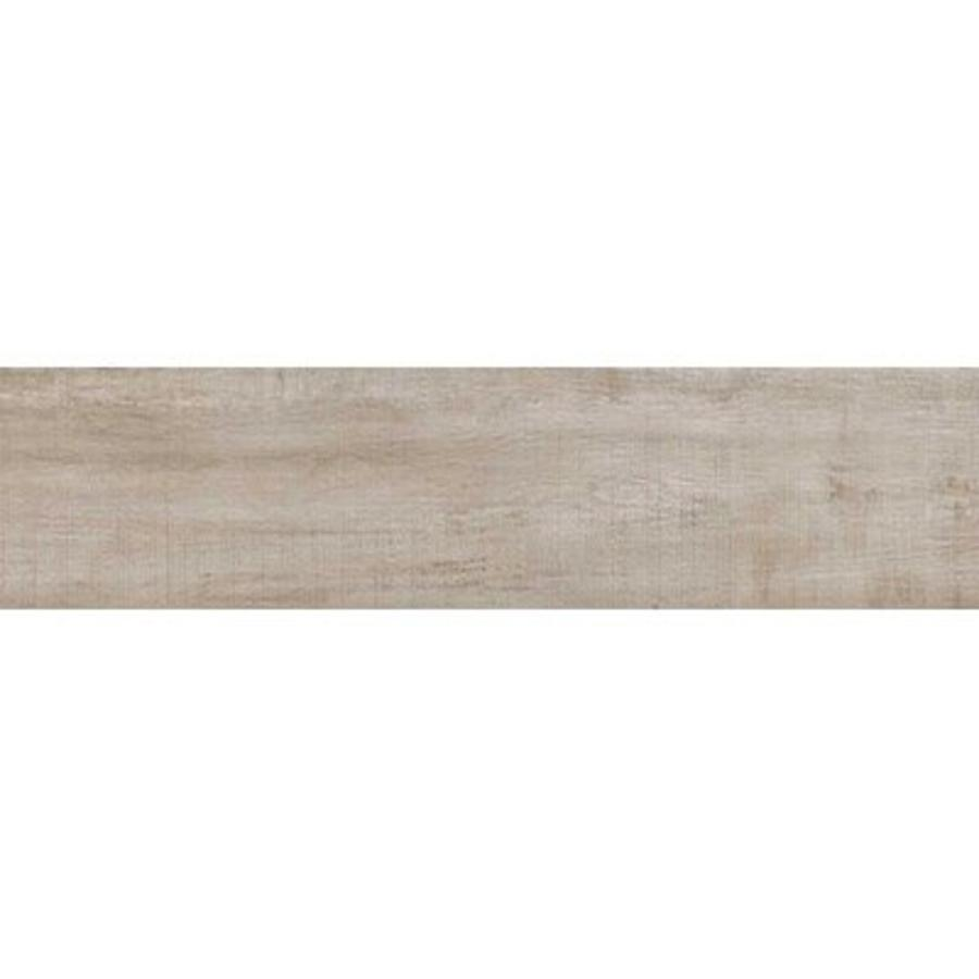 Vloertegel: Nordceram Gate Grau 22x90cm