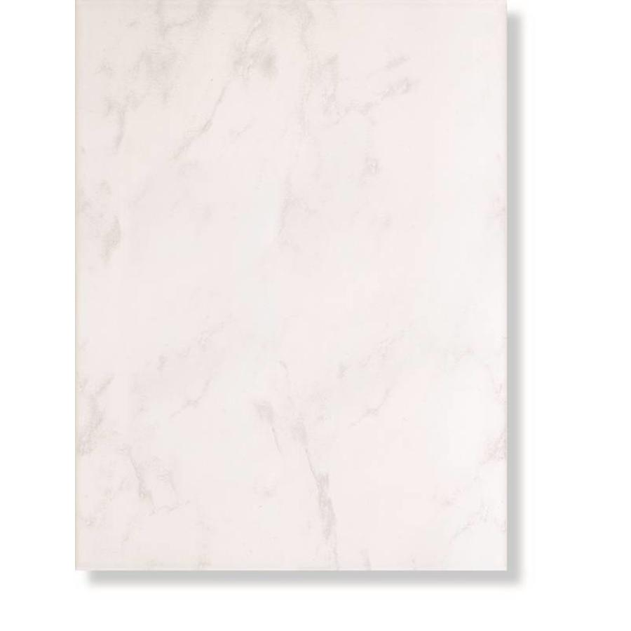 Wandtegel: Lifetile Lifetile Marmer grijs glans 20x25cm