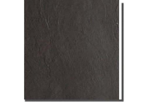 Vloertegel: Rak Ardesia Zwart 60x60cm