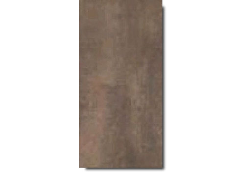 Vloertegel: Grohn Iron Roestbruin 30x60cm