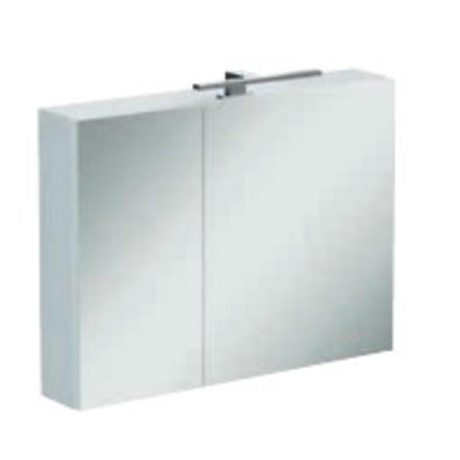 Cersanit Street Fusion spiegelkast wit 60x80x12 cm
