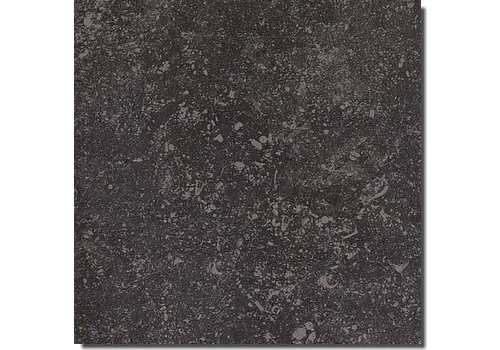 Vloertegel: Rex Pietra del Nord Soft nero 80x80cm