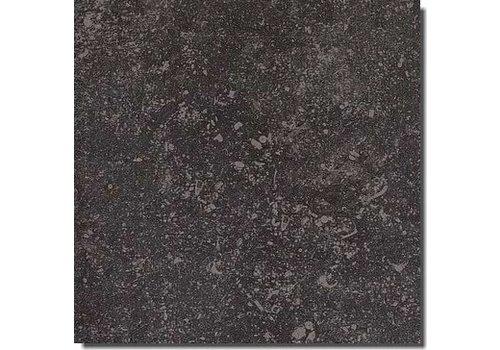 Vloertegel: Rex Pietra del Nord Nero 60x60cm