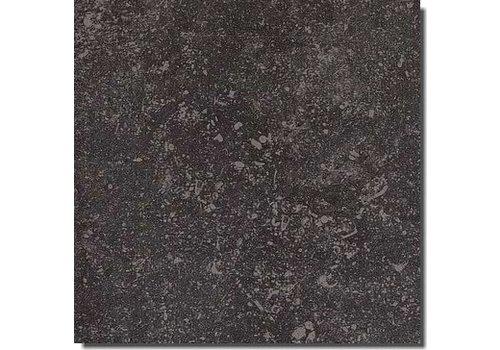 Vloertegel: Rex Pietra del Nord Soft nero 60x60cm