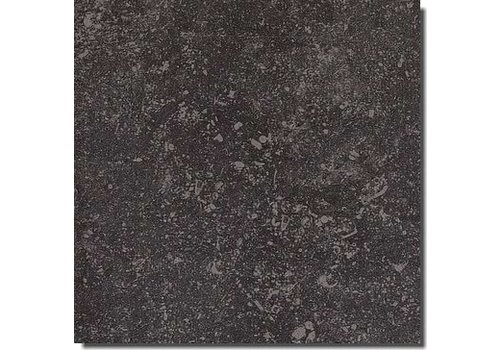 Vloertegel: Rex Pietra del Nord Zwart 60x60cm