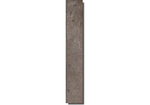 Vloertegel: Rex Taiga Grijs 15x90cm