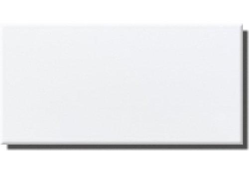 Wandtegel: Steuler Pure White Weiss 20x40cm