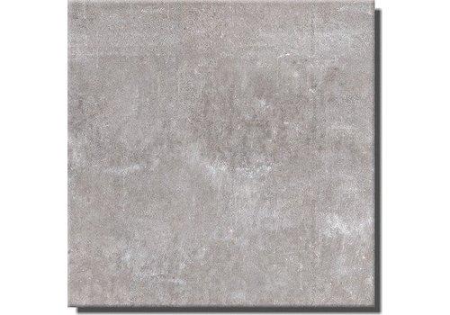 Vloertegel: Steuler Urban Culture Grau 75x75cm