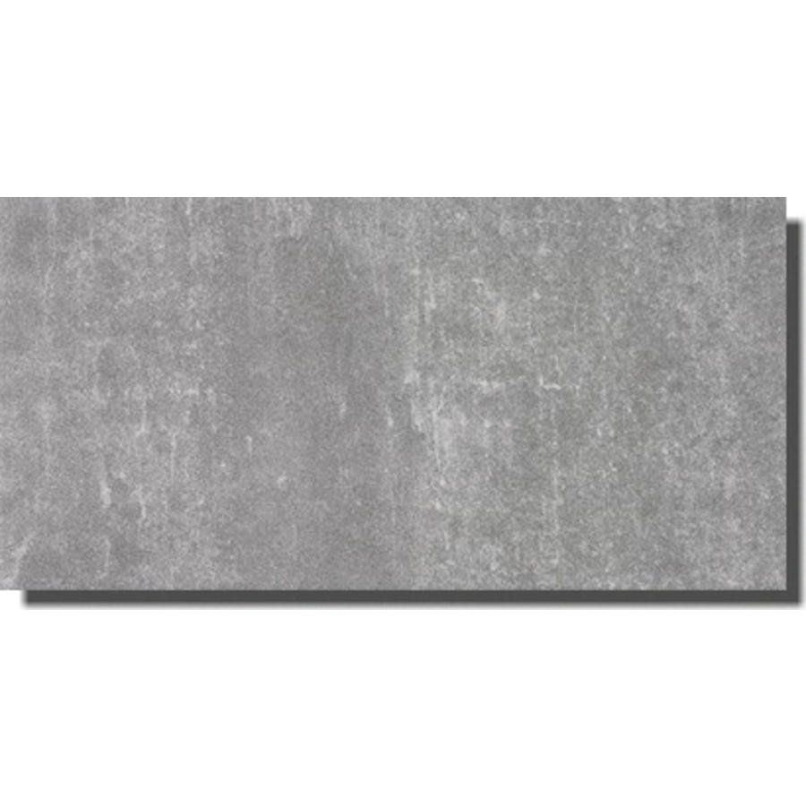 Wandtegel: Steuler Urban Wall Dunkelgrau 25x50cm