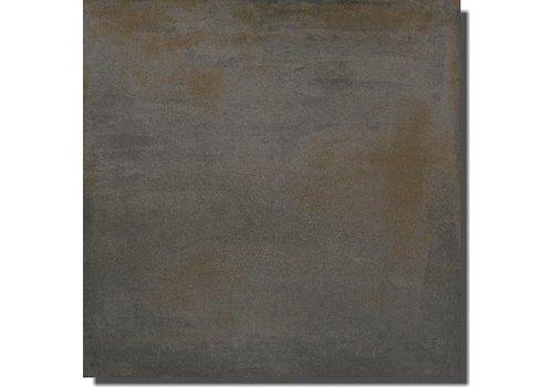 Vloertegel: Grohn Original Antraciet 75x75cm
