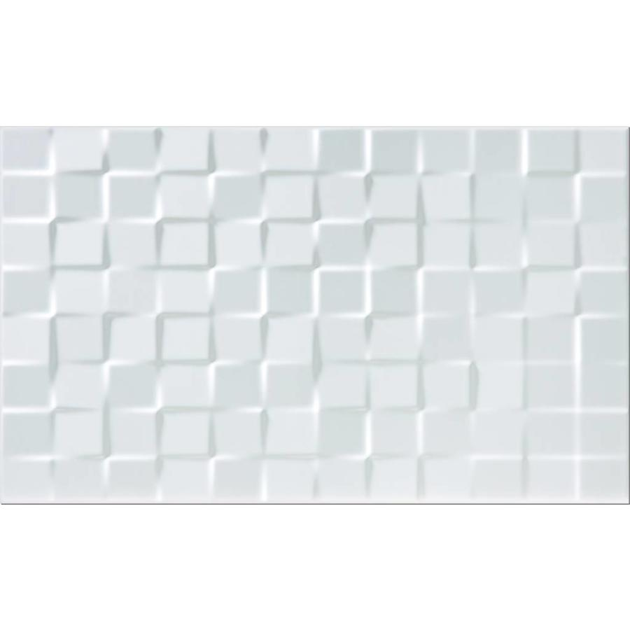 Wandtegel: Pamesa Atrium Byblos Blanco 33,3x55cm