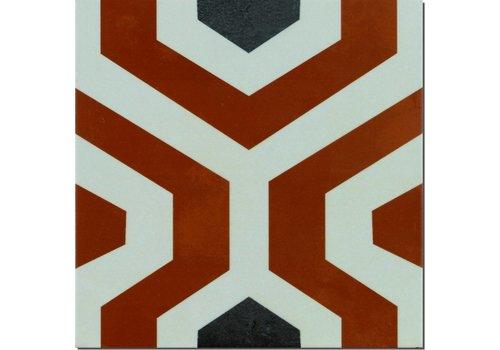 Vloertegel: Pamesa Art Gaugin 22,3x22,3cm