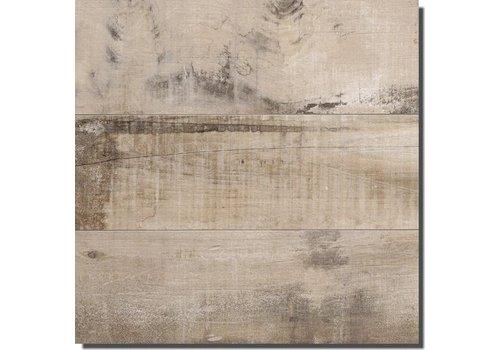 Vloertegel: Fioranese Old Wood Beige 22,5x90cm