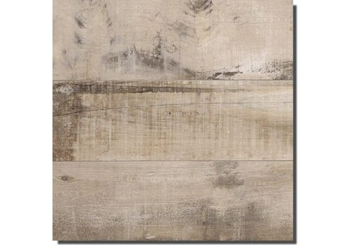 Vloertegel: Fioranese Old Wood Maple beige 22,5x90cm
