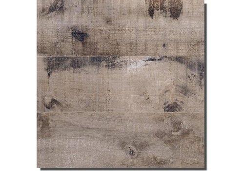 Vloertegel: Fioranese Old Wood Grey oak 22,5x90cm