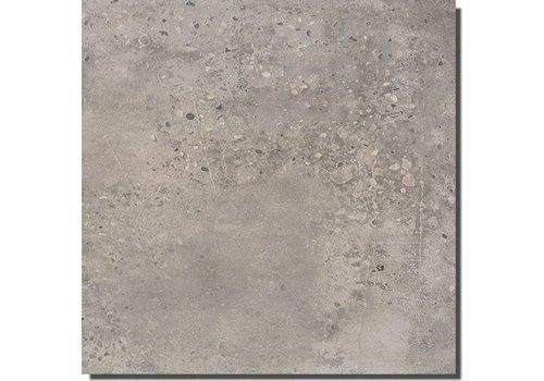 Vloertegel: Fioranese Concrete Grijs 60,4x60,4cm