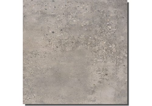 Vloertegel: Fioranese Concrete Light grey 60,4x60,4cm