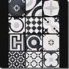 Fioranese Vloertegel: Fioranese Cementine Mix 20x20cm