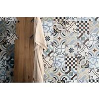 Vloertegel: Fioranese Cementine Grijs 20x20cm