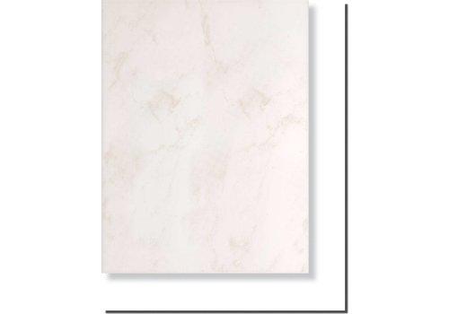 Wandtegel: Lifetile Lifetile Marmer beige 25x33cm