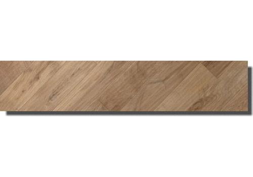 Houtlook: Edimax Wood Nut 19,8x121cm