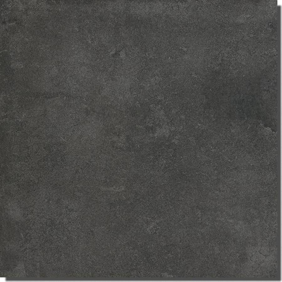 Vloertegel: Nordceram Techno-Score Anthrazit 60x60cm