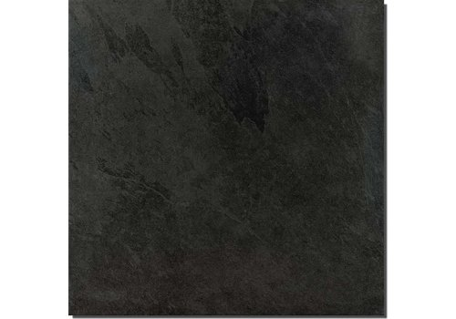 Vloertegel: Caesar Slab Black 60x60cm